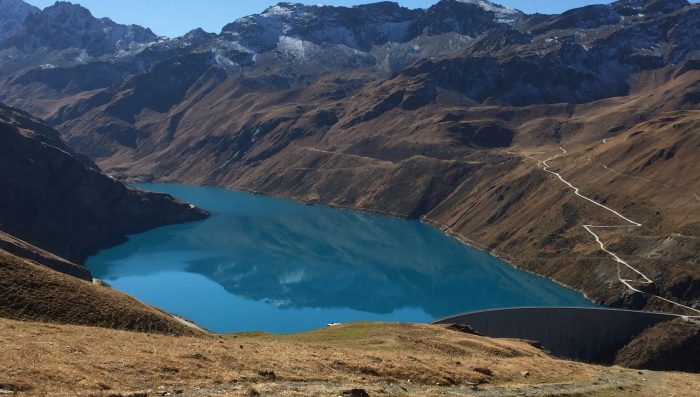 A Lac for all Seasons and for all Hikers – The Lac de Moiry
