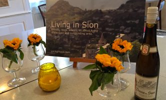 Living in Sion now launched!