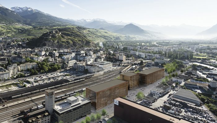 EPFL Valais Wallis to Double in Size – Interview with Director Marc-André Berclaz