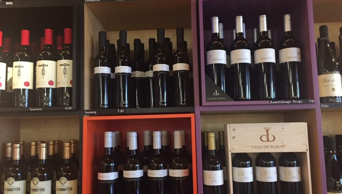 Discover Sion wines at the Verre à Pied – Open every day including Sundays