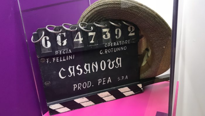 For Fans of Film – The Fellini Museum in Sion